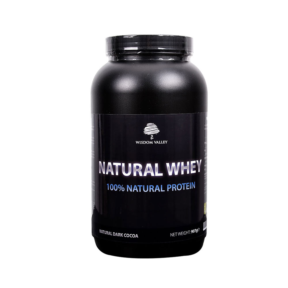 Wisdom Valley's NATURAL WHEY
