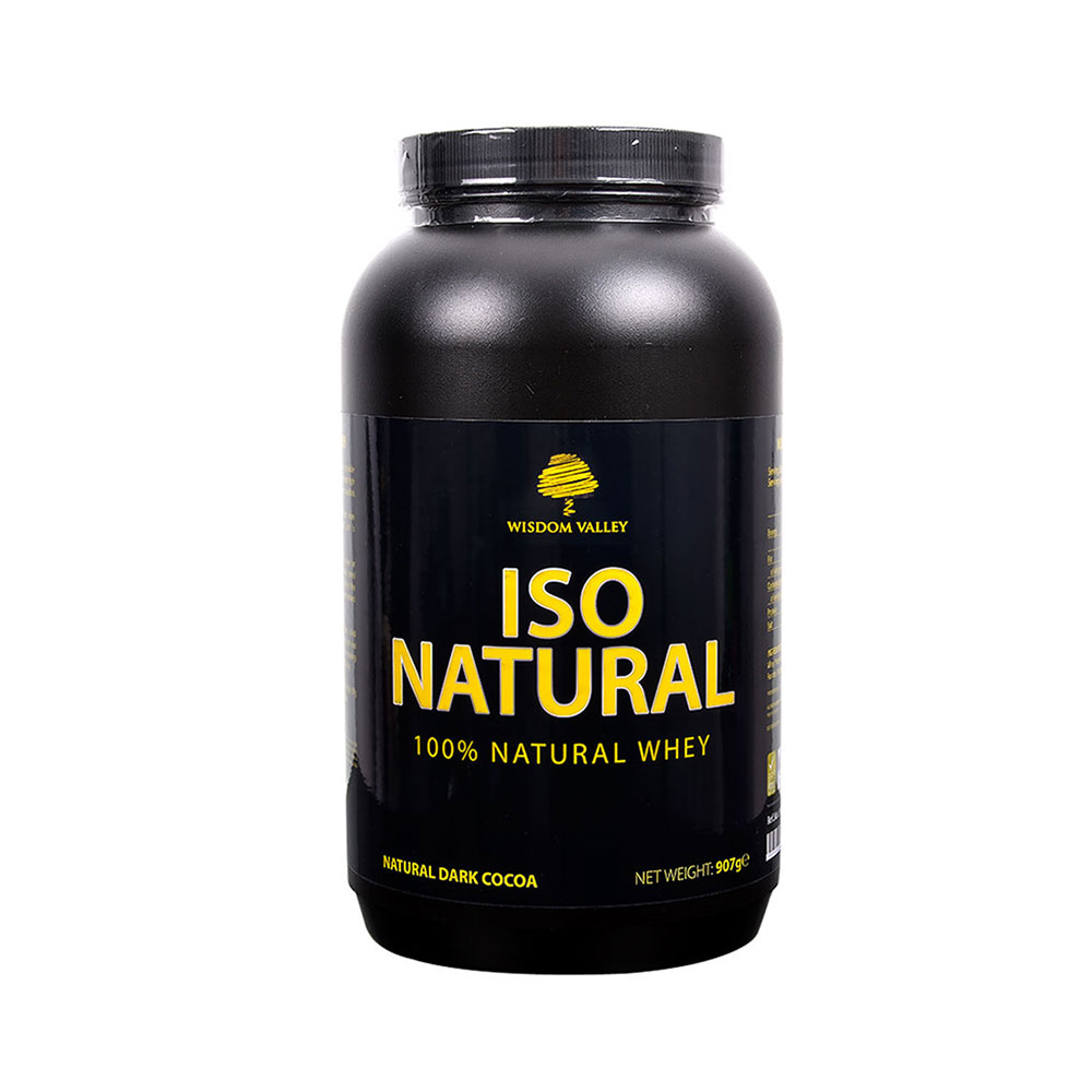 Wisdom Valley's NATURAL WHEY ISOLATE